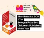 TUTI Books shortlisted for Bologna Book Fair Best Children's Publishers